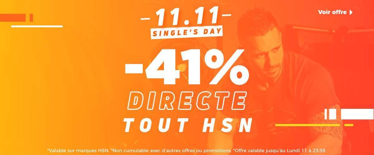 41% HSN  11/11