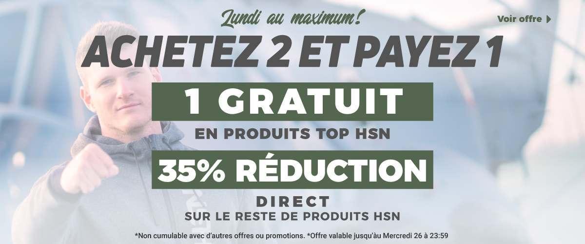 2x1 & 35% HSN
