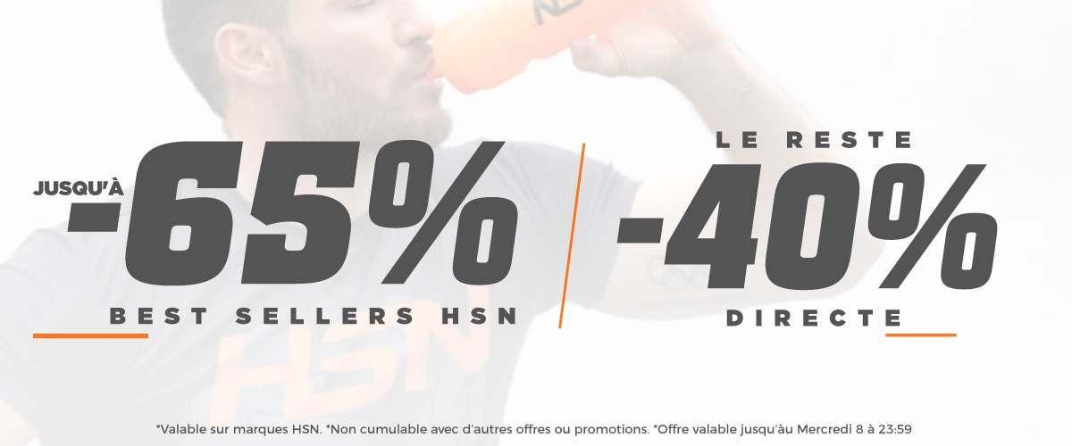 -65% Top & -40% HSN