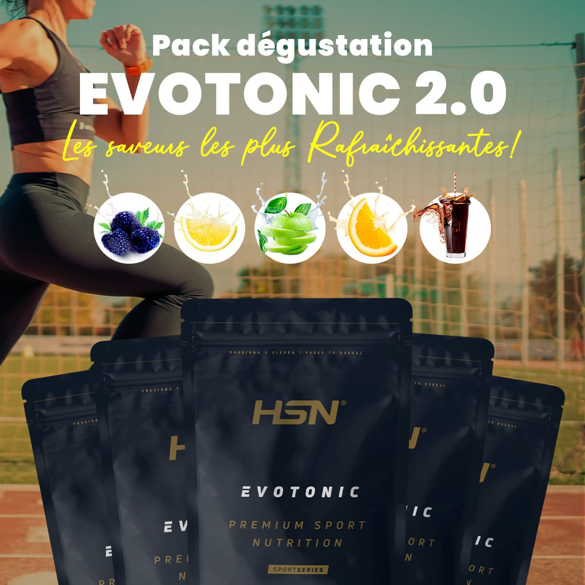 Evotonic 2.0 - Pack Dégustation