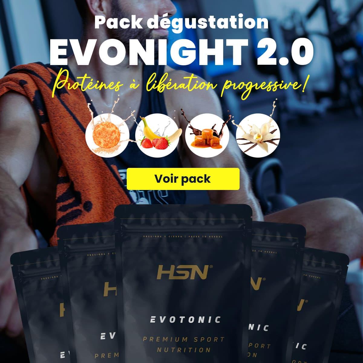 EVONIGHT 2.0 - Pack Dégustation