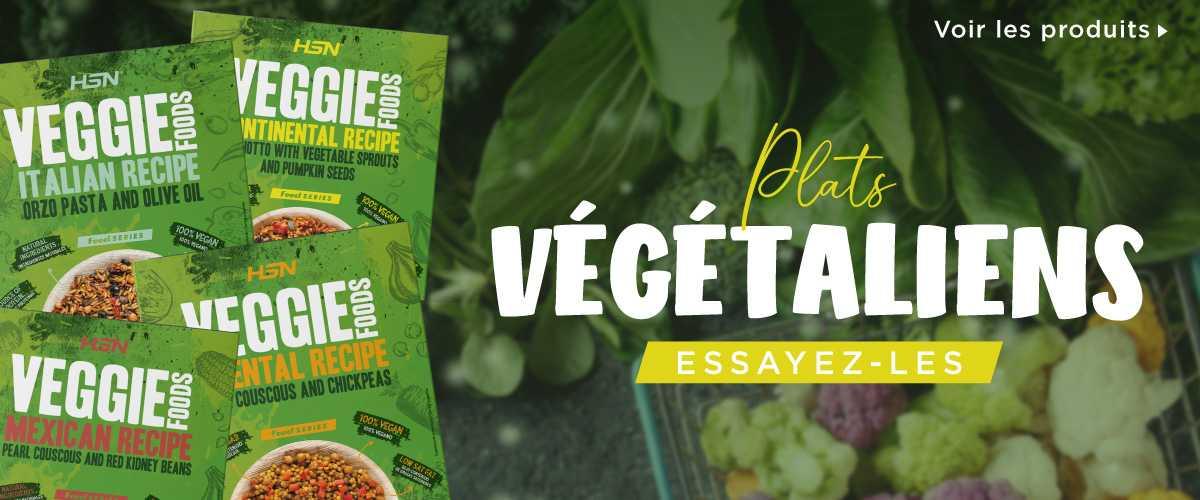 Plats Végétaliens Essayez-les
