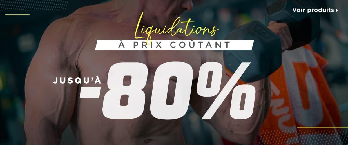 Liquidations à Prix Coûtant