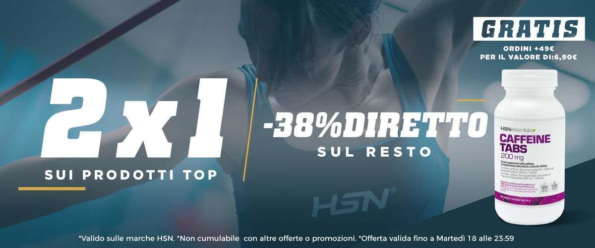 2x1 & 38% HSN