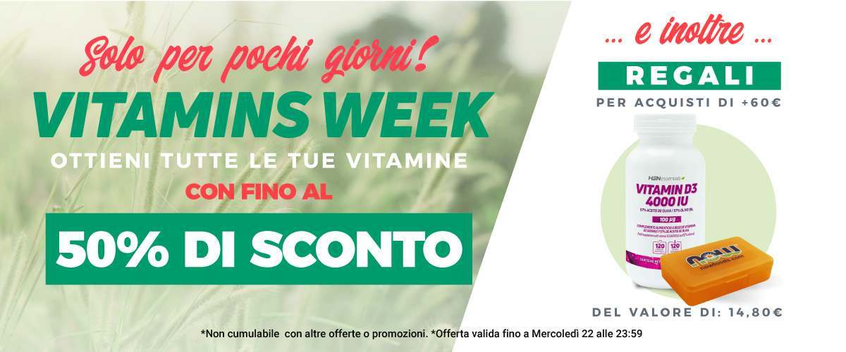 Vitamins Week