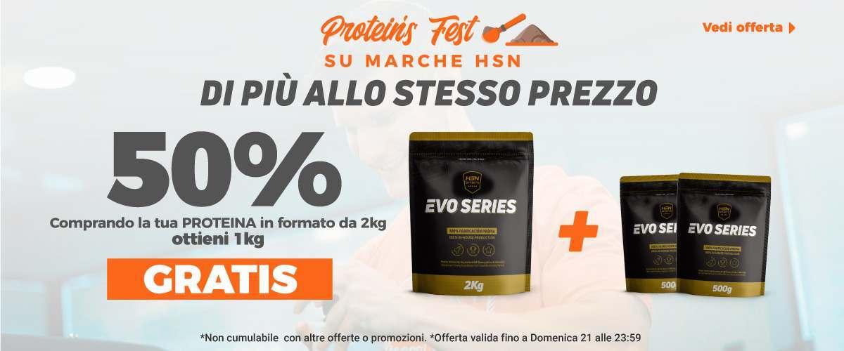 Protein Fest