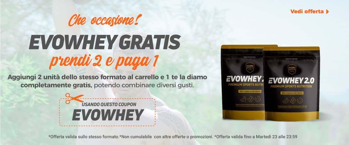 2x1 Evowhey Protein 2.0