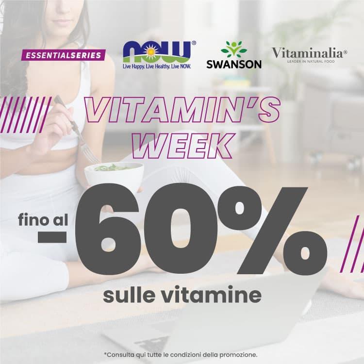 Vitamins Week!