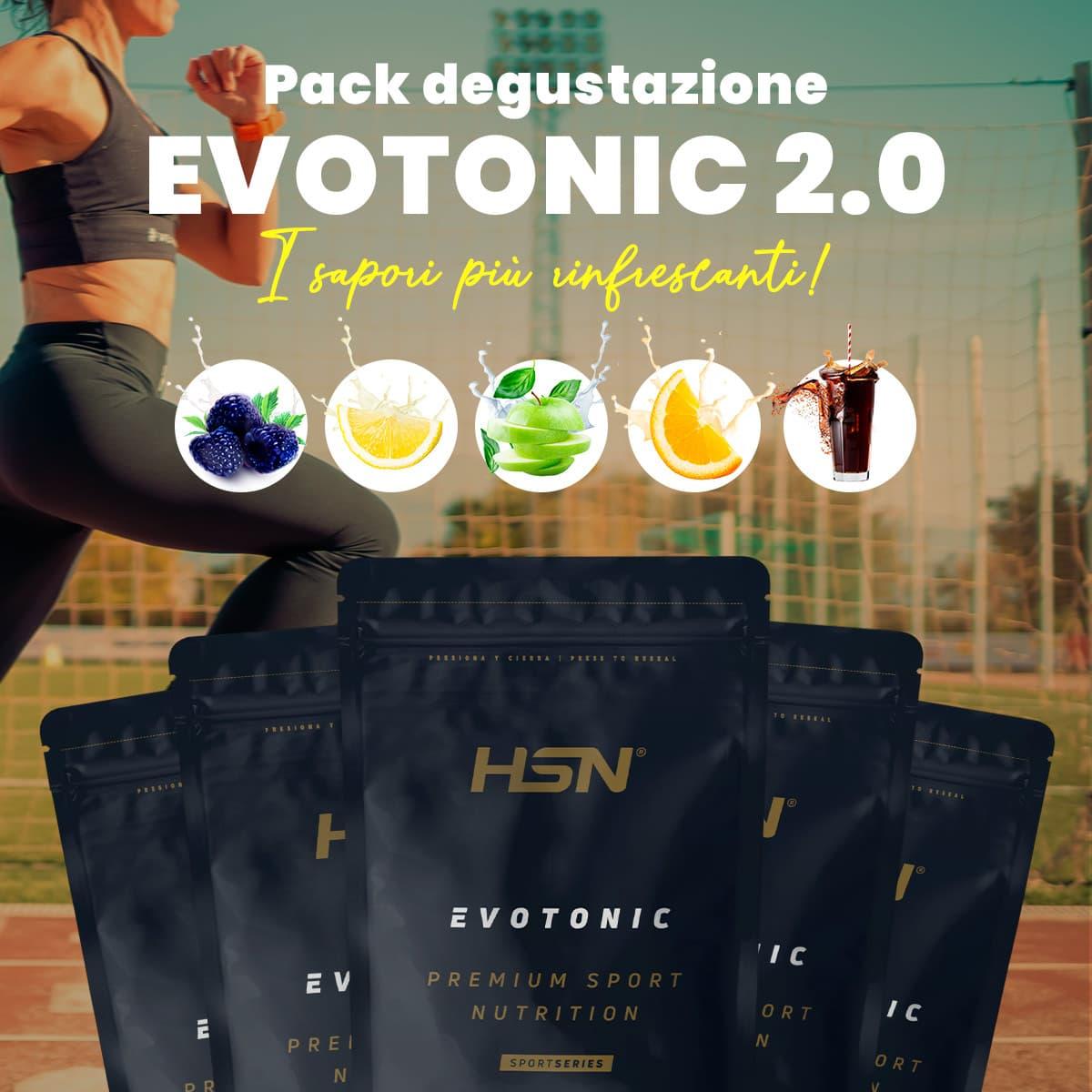 Evotonic 2.0 - Pack Degustazione