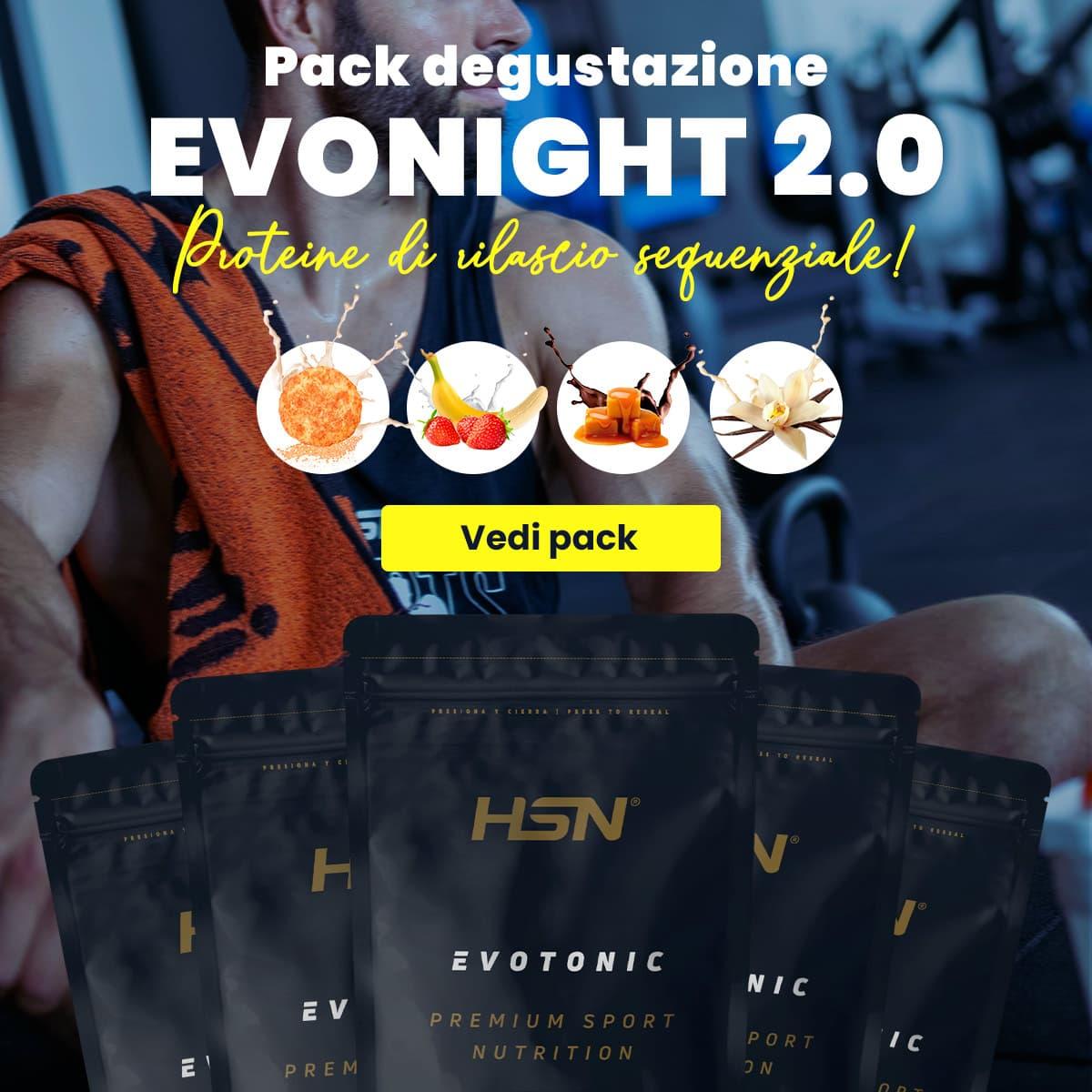 EVONIGHT 2.0 - Pack Degustazione