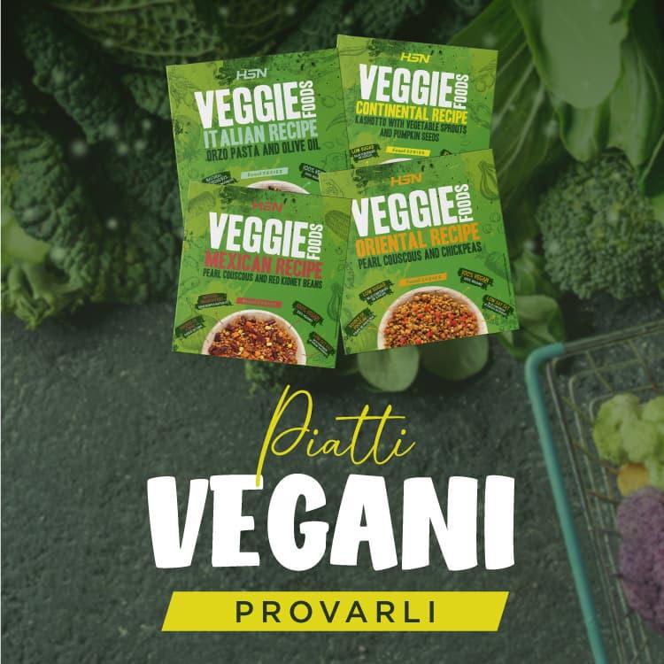 Piatti Vegani Provarli