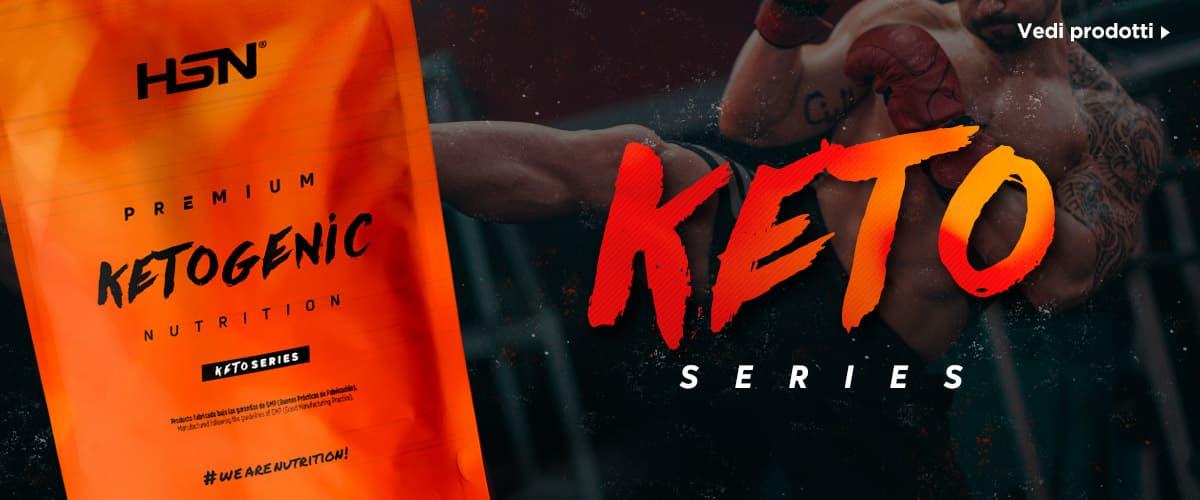 Scopri i prodotti KetoSeries