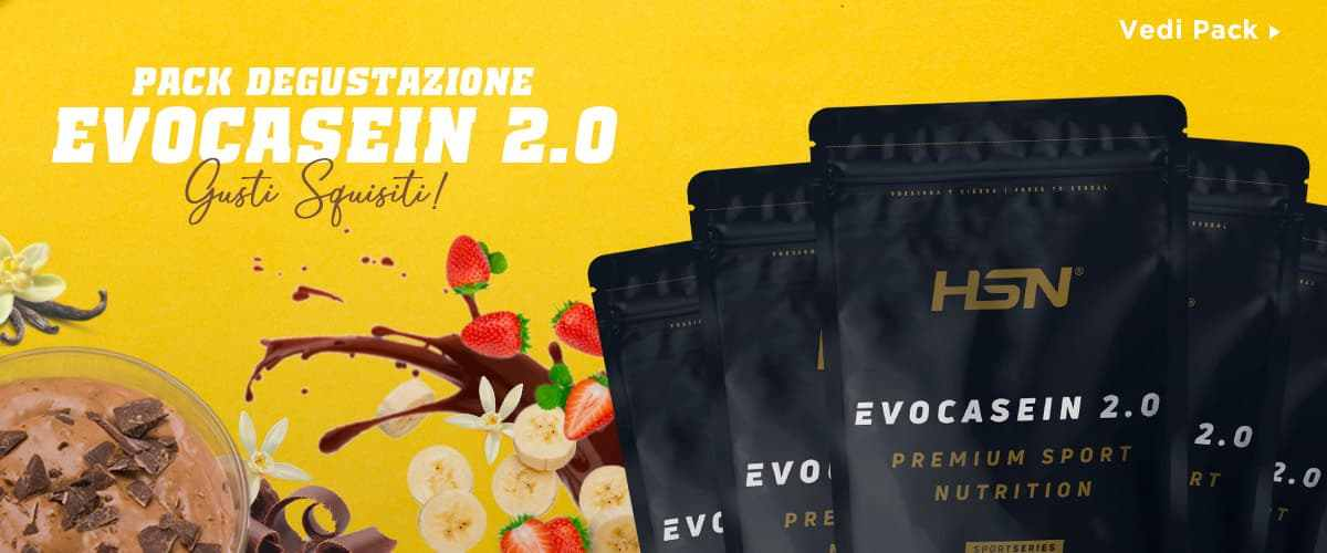 Pack Degustazione di Evocasein 2.0