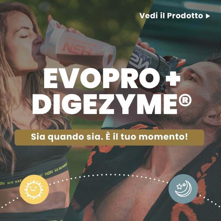 Novità Evopro & Evopro Vegan SportSeries