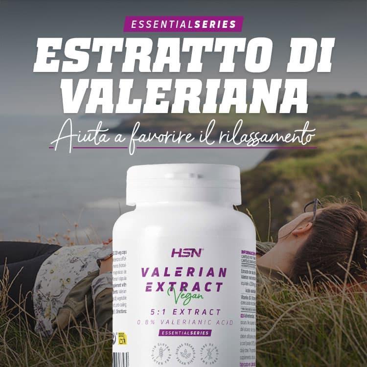 Novità Estratto di Valeriana EssentialSeries