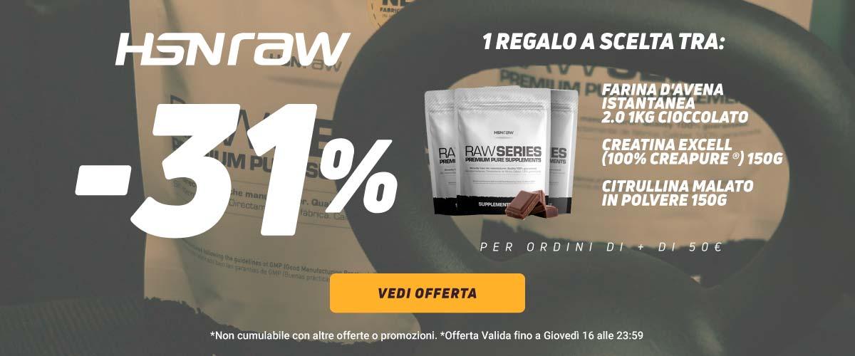 -31% HSN Raw