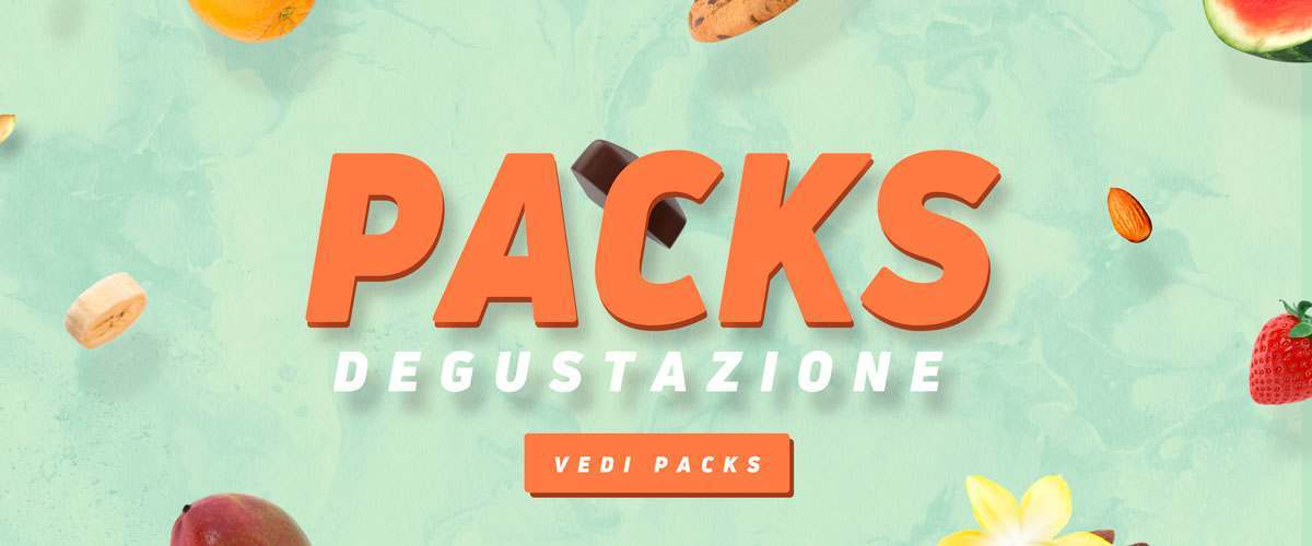 Packs Degustazione