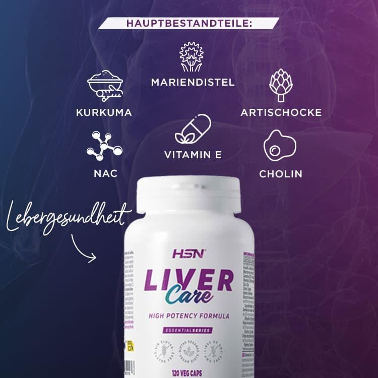 Neuheit Liver Care von EssentialSeries
