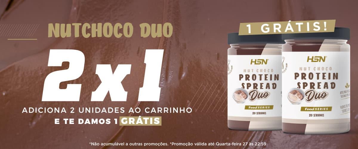 Promo 2x1 Nutchoco duo