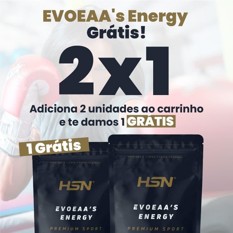 Promo 2x1 EVOEAA'S ENERGY
