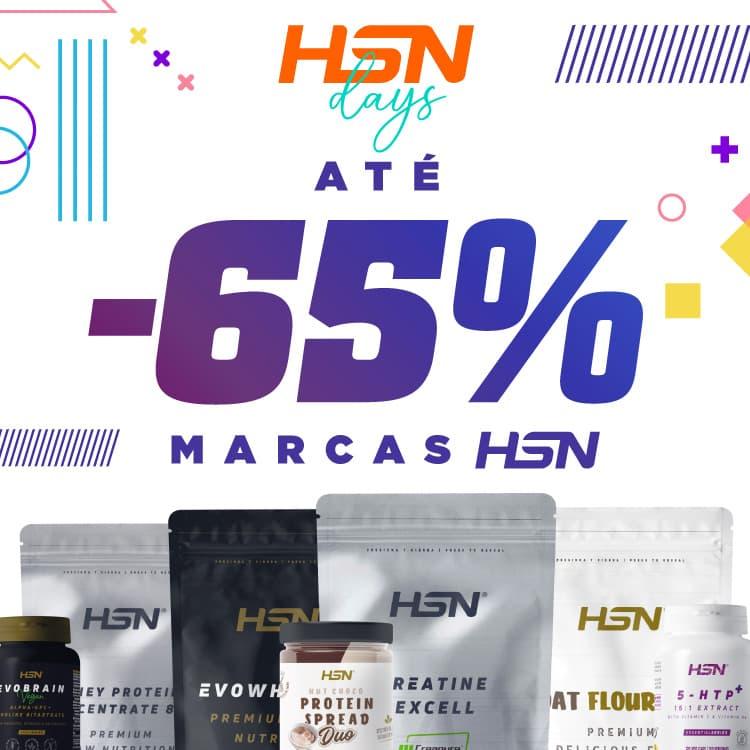 Promo 65% HSN DAYS
