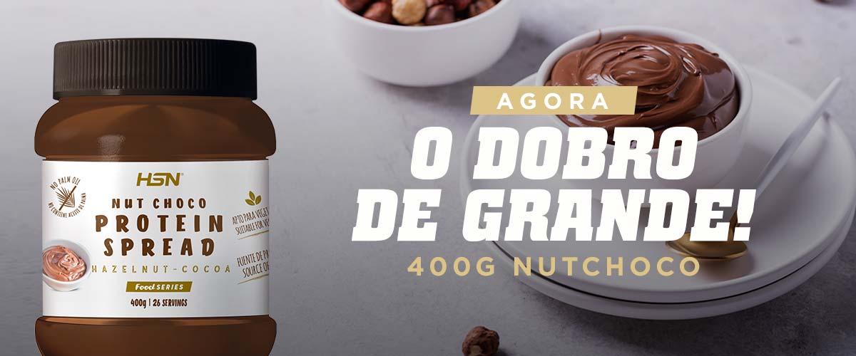 Comprar Creme Protéico de Cacau e Avelãs