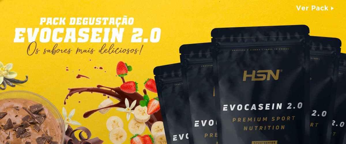 Pack de Degustação Evocasein 2.0