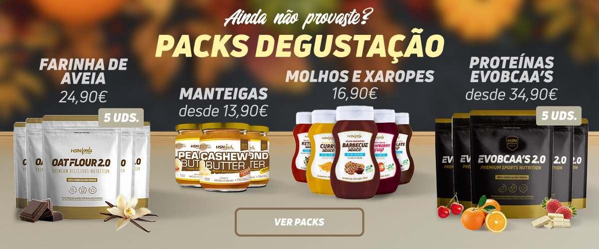 Packs Degustação