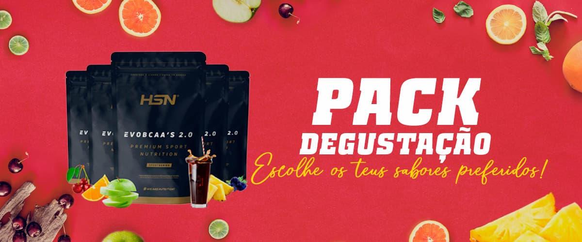 Pack Degustação de Evobcaa's 2.0