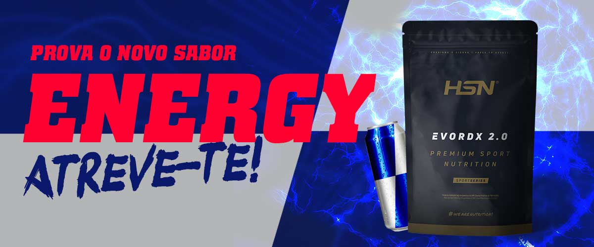 Novo Sabor Energy Evodrx HSNsports