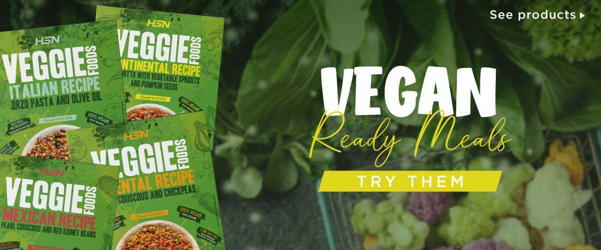 Vegan Ready Meals Try Them