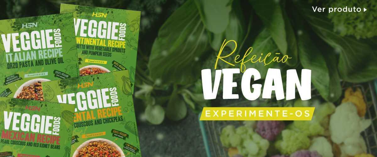 Refeiçäo Vegan Experimente-os