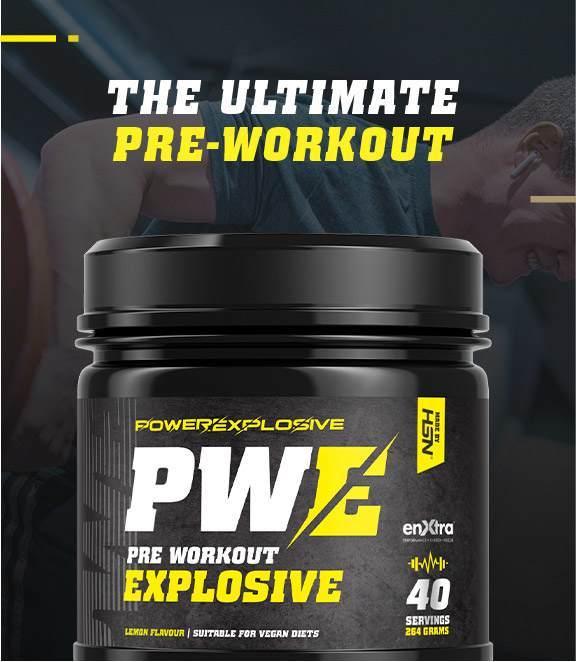 Buy Powerexplosive PWE Pre-Workout
