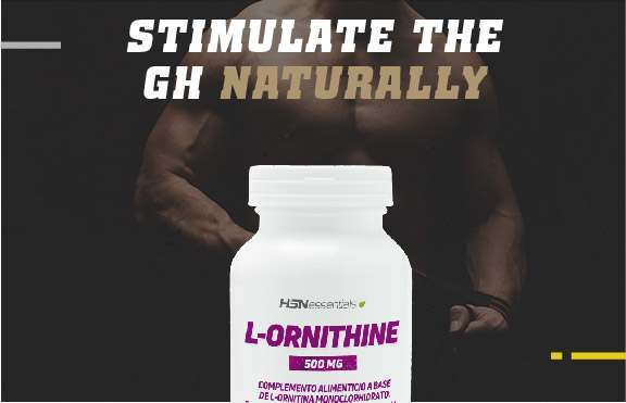 Buy HSNessentials L-Ornithine