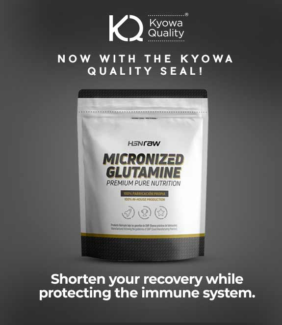 But HSNraw Micronized Glutamine