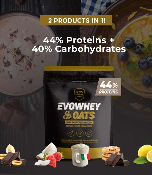 Buy HSNsports EVOwhey & Oats
