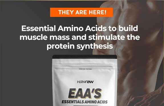 Purchase HSNraw Essential Amino Acids