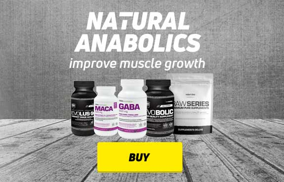 Natural Anabolics