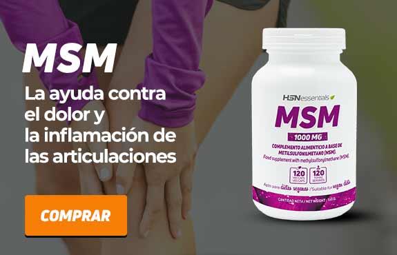 MSM HSNessentials