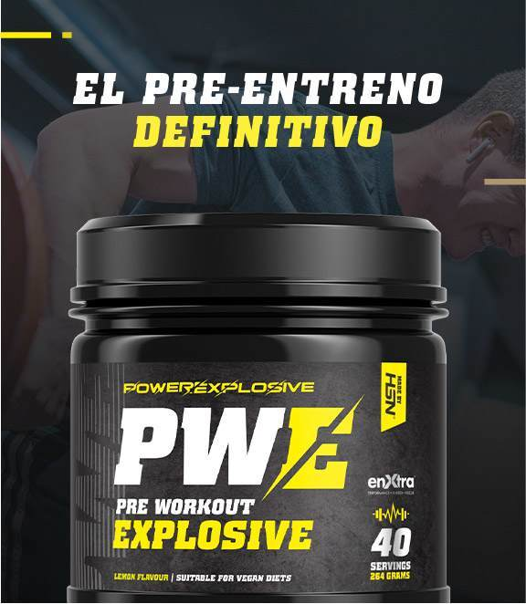 Comprar PWE Pre Workout Powerexplosive