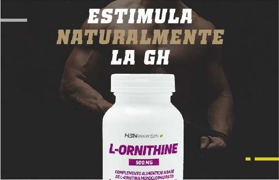 Comprar L-Ornitina HSNessentials
