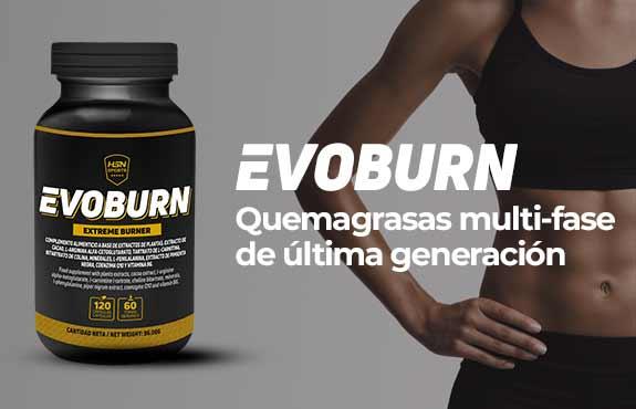 Comprar EVOburn HSNsports