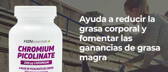 Comprar Picolinato de Cromo HSNessentials