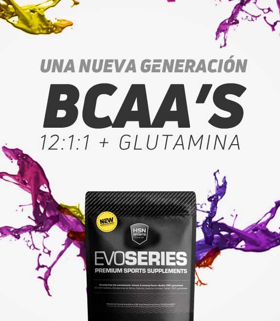 Una nueva generación de BCAA's