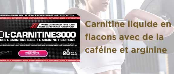 Acheter L-Carnitine HSNsports