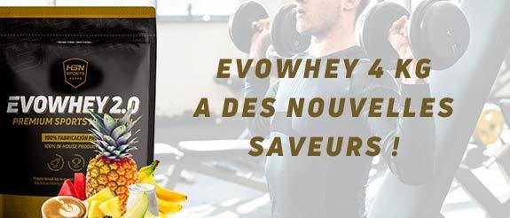 Acheter EVOwhey HSNsports