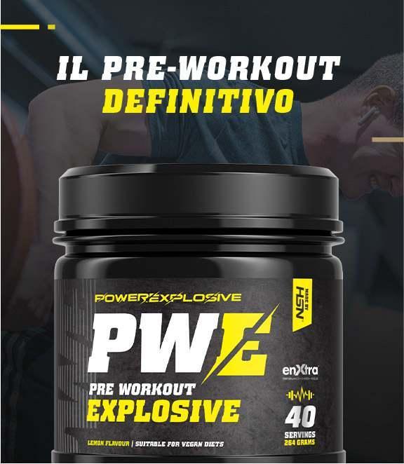 Comprare PWE Powerexplosive Pre-Workout