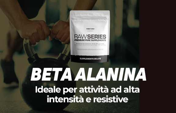 Beta-Alanine HSNraw