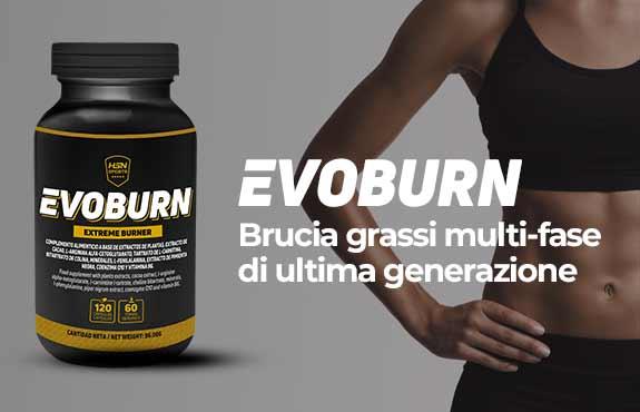 Comprare EVOburn HSNsports