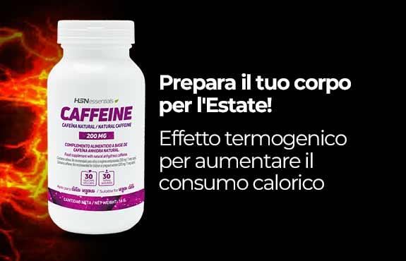 Comprare Caffeina HSNessentials